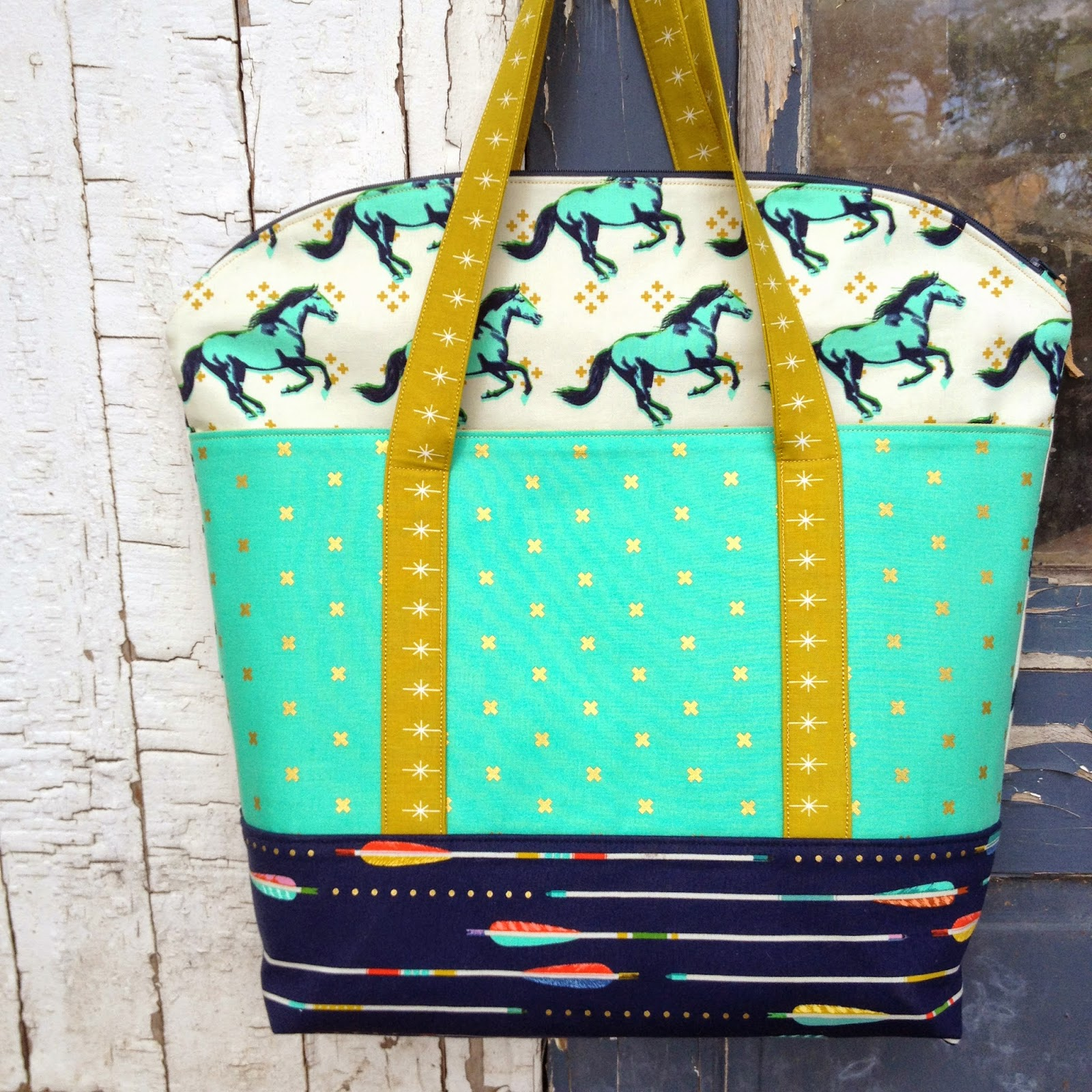 Pattern Review: The Senna Tote – lillyella