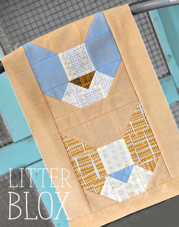 Litter Blox   Free Pattern by lillyella stitchery