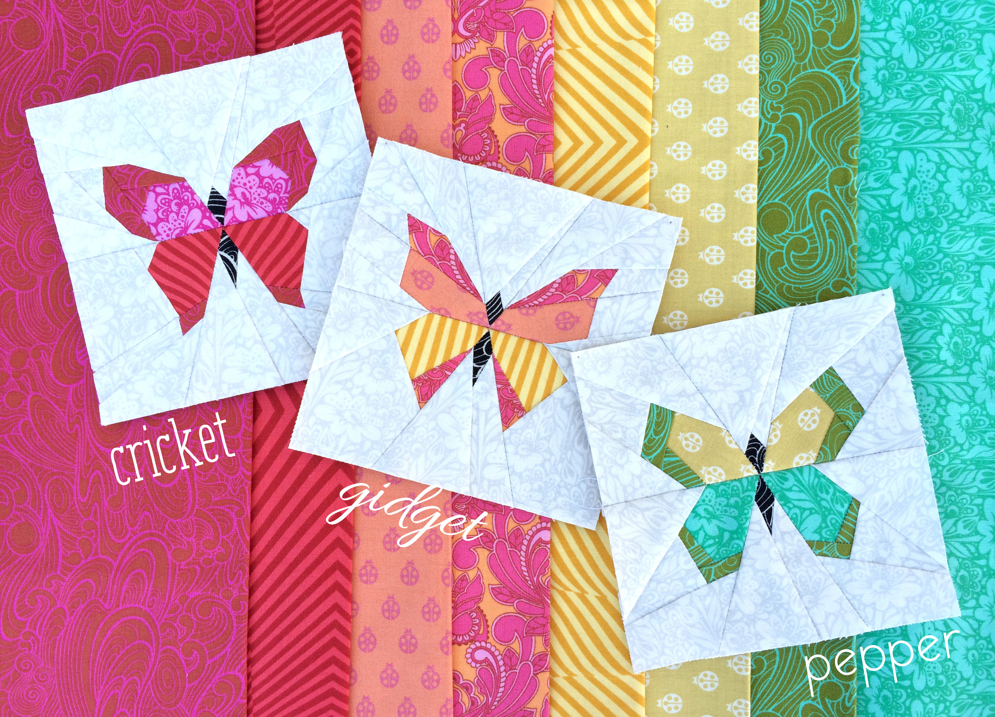 photo about Free Printable Paper Piecing Patterns for Quilting known as Butterfly Attractiveness Block Paper Piecing Behavior lillyella