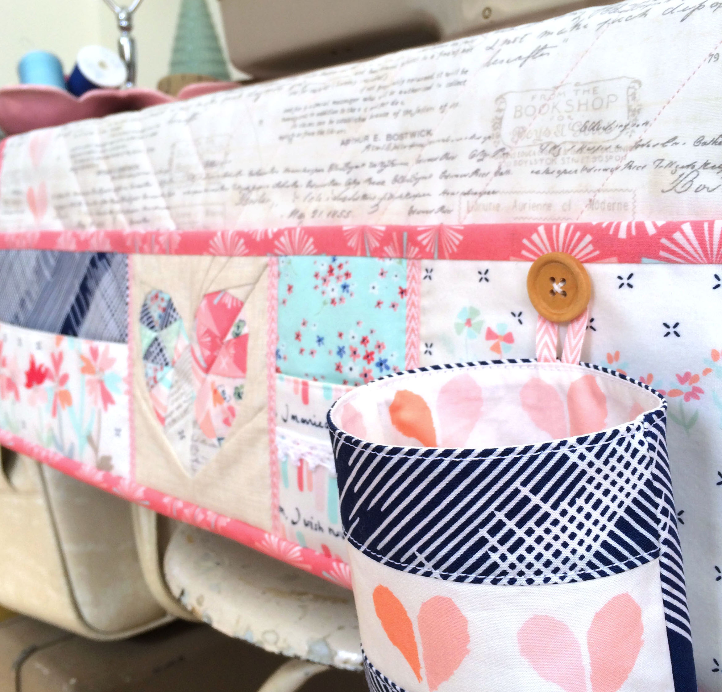 Paperie Blog Tour New Love Story Pattern Lillyella