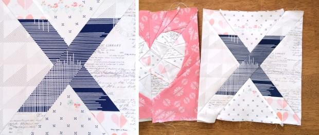 Love Story + Cross My Heart Patterns | lillyella stitchery