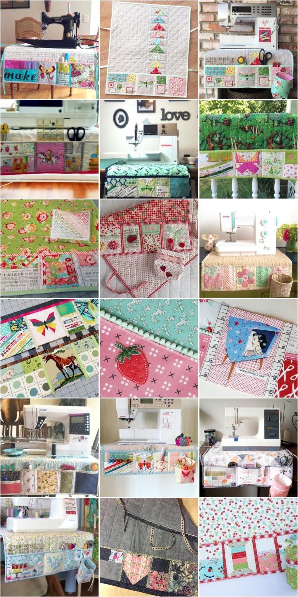undercover maker mat | lillyella stitchery