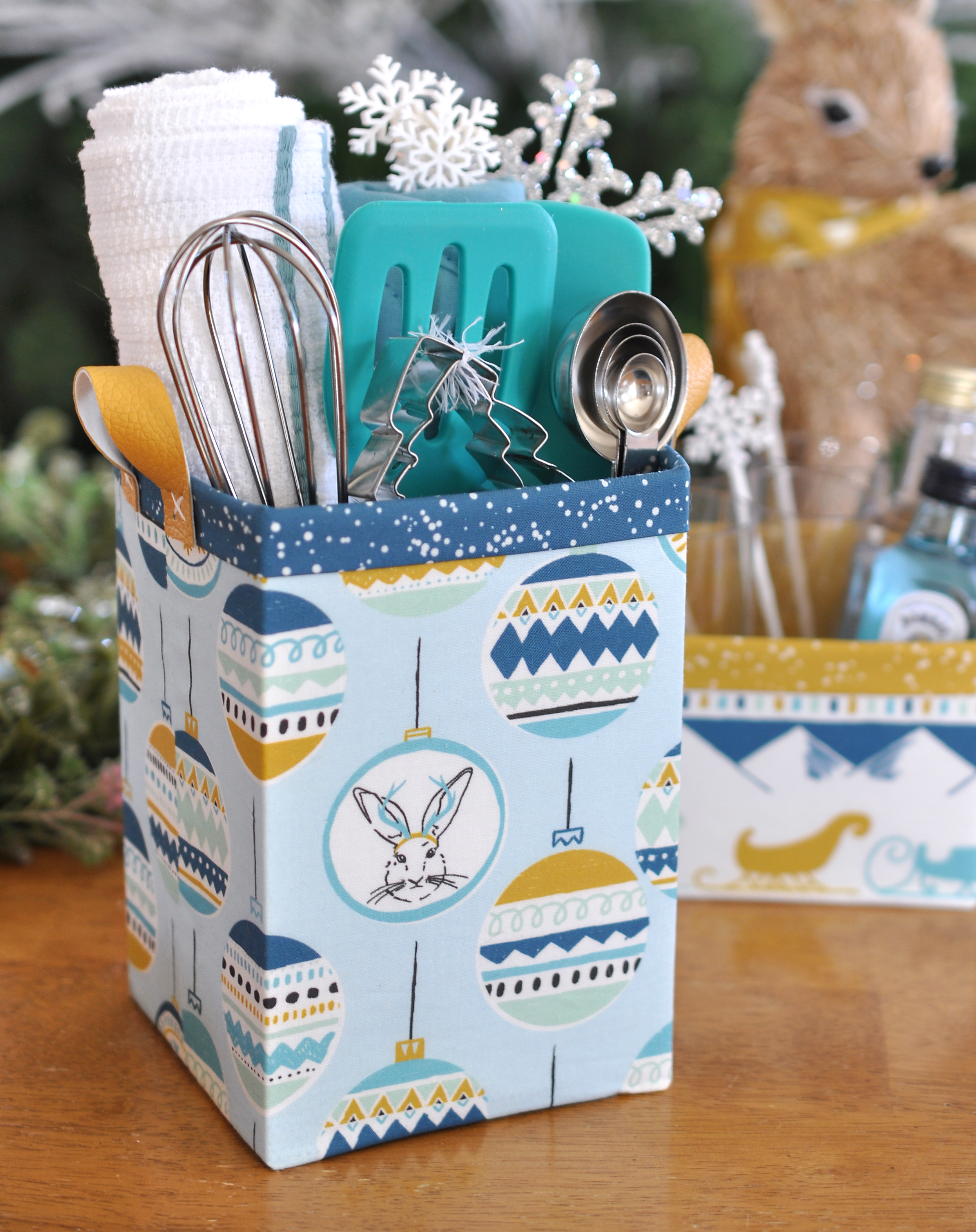 Oh, What Fun Blog Hop: Gift Giving Vessels – lillyella